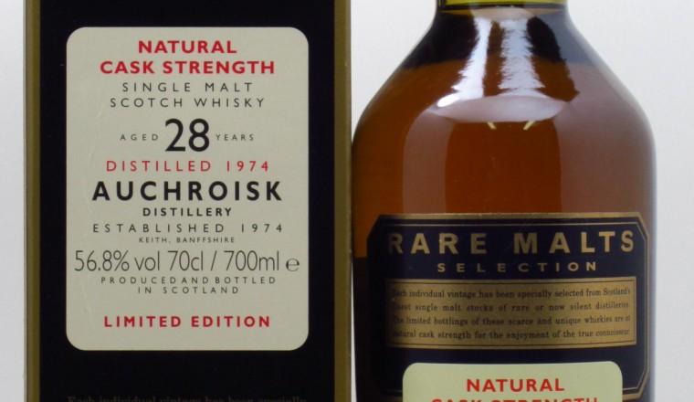 Auchroisk – Rare Malts Selection 28yrs, 1974-2003