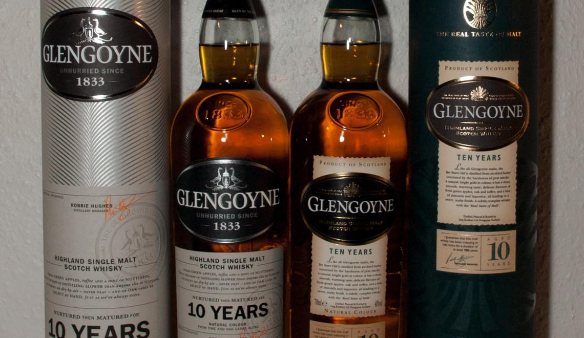 Glengoyne – Ten Years