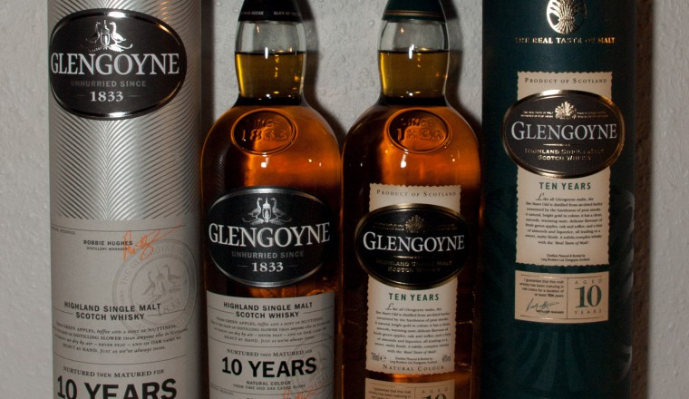 Glengoyne – Ten Years
