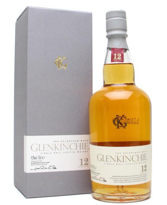 Glenkinchie – 12yrs