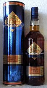 Mortlach – The Coopers Choice 1991, First Fill Sherry 20yrs