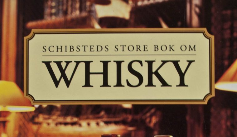 Schibsteds store bok om Whisky