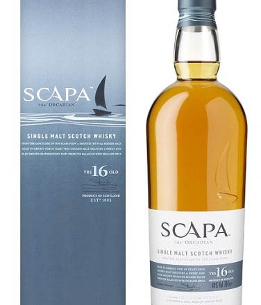 Scapa – «The Orcadian», 16 yrs
