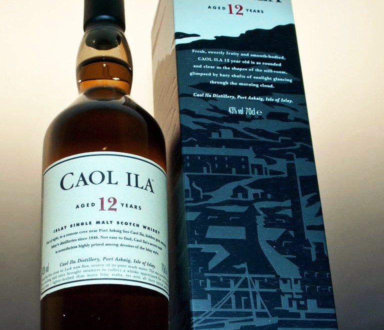 Caol Ila – 12 yrs