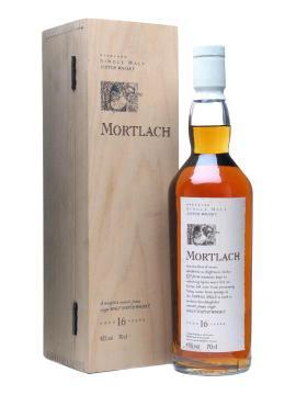 Mortlach – «Flora & Fauna», 16yrs