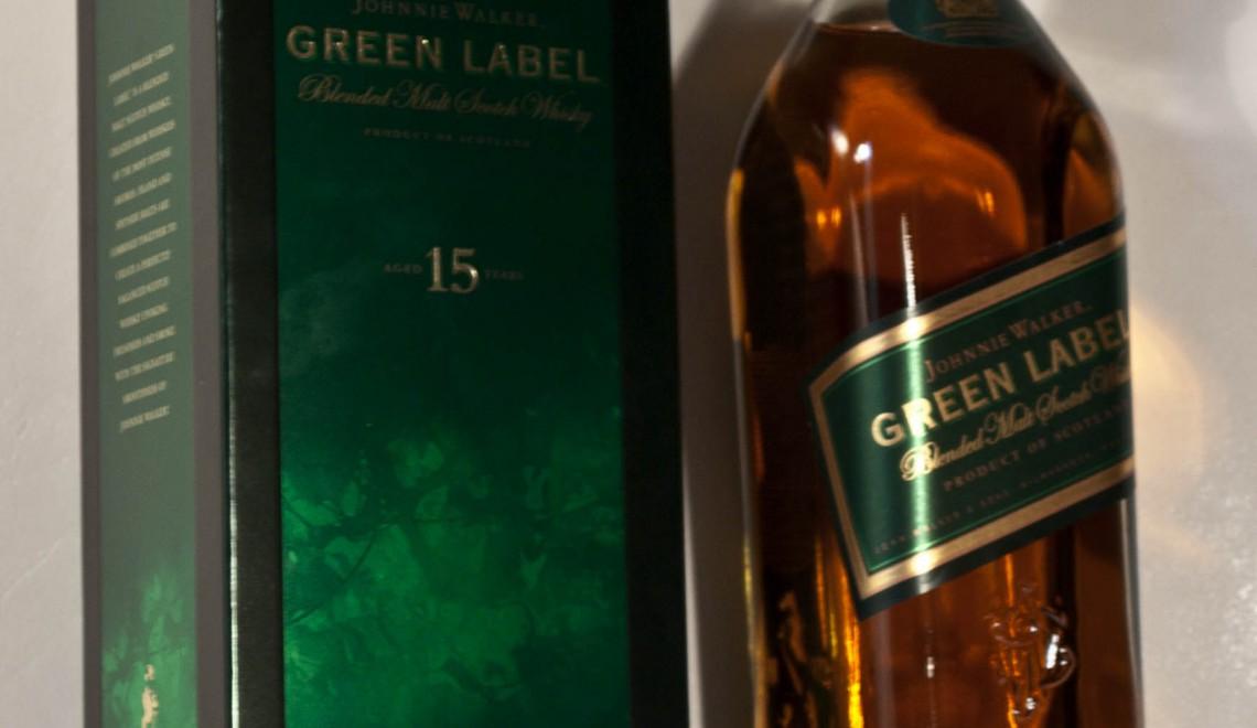 Johnnie Walker – Green Label