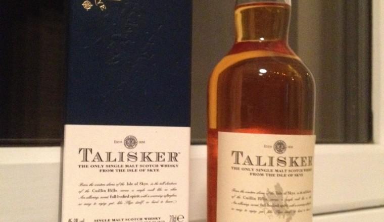 Talisker – 10yrs