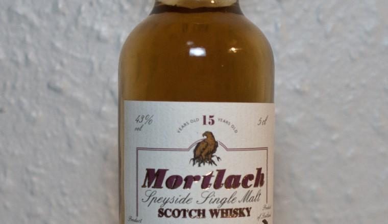 Mortlach – Gordon & MacPhail 15yrs