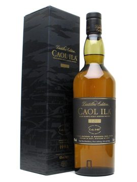 Caol Ila – Distillers Edition, 1995