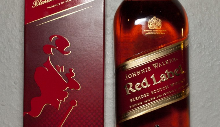 Johnnie Walker – Red Label