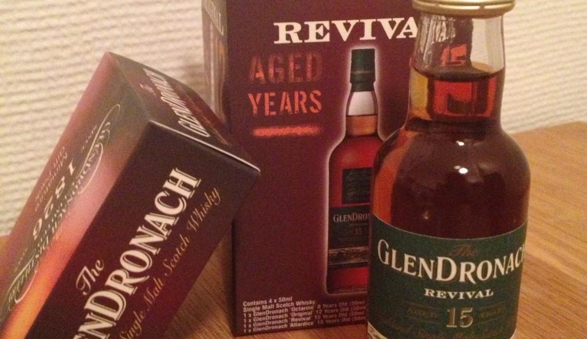 GlenDronach – «Revival», 15 yrs