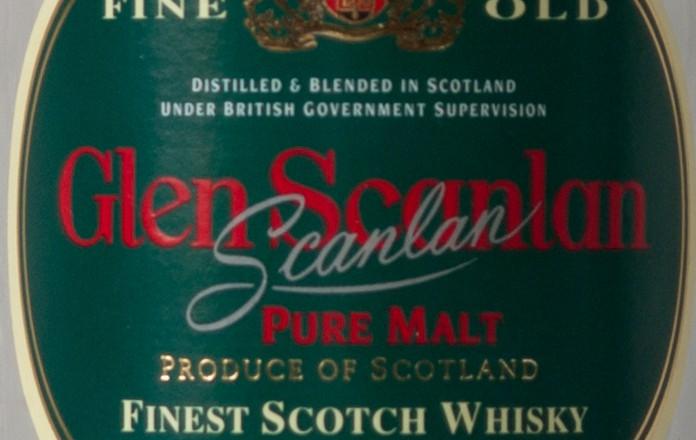 Glen Scanlan – Pure Malt