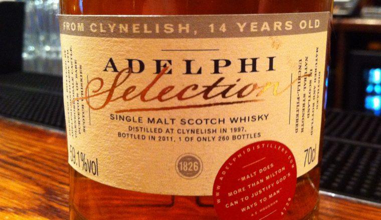 Clynelish – Adelphi Selection, 14yrs