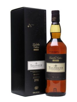 Talisker – Distillers Edition, 1998-2009
