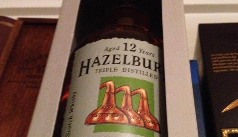 Hazelburn – 12 yrs