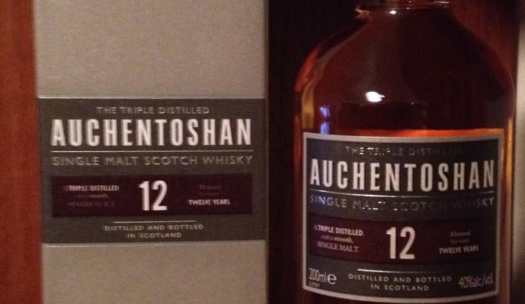 Auchentoshan – 12 yrs