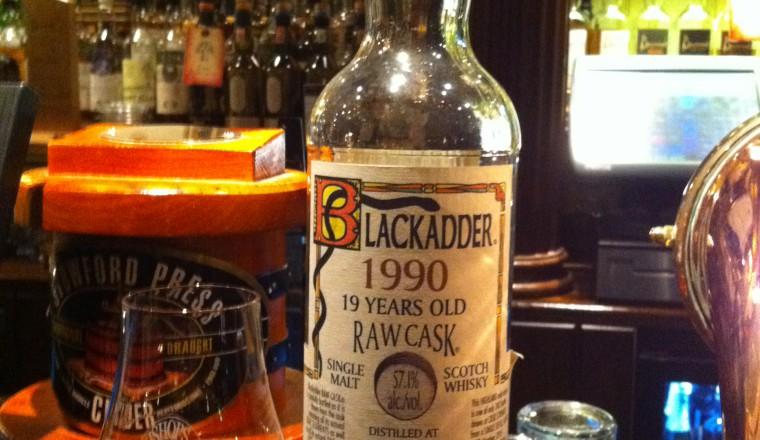 Clynelish – Blackadder Raw Cask, 19 yrs, 1990-2010