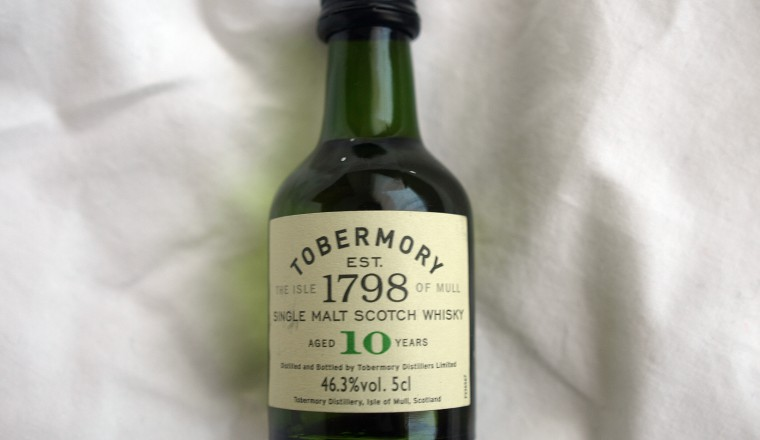 Tobermory – 10 yrs