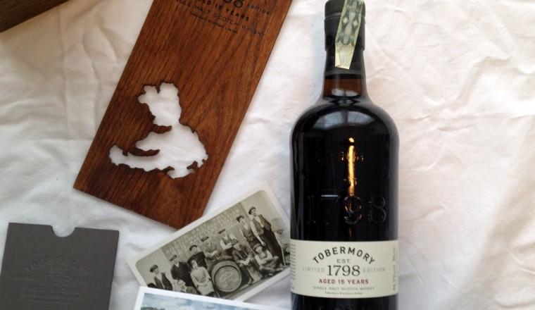 Tobermory – 15 yrs