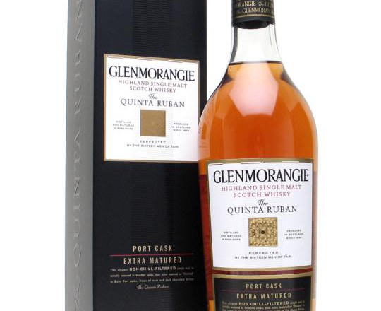 Glenmorangie – The Quinta Ruban