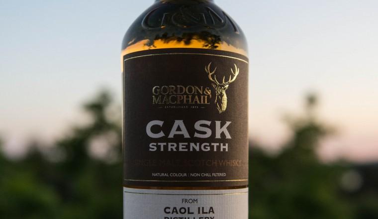 Caol Ila – Gordon & MacPhail Cask Strength, 12yrs, 2001 – 2013
