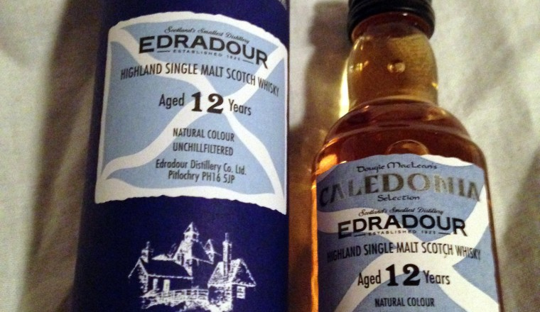 Edradour Caledonia – 12 yrs