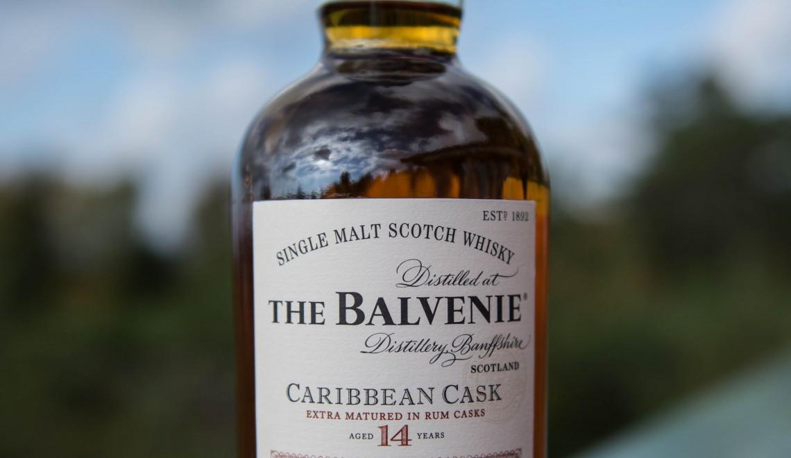 The Balvenie – Caribbean Cask, 14 yrs