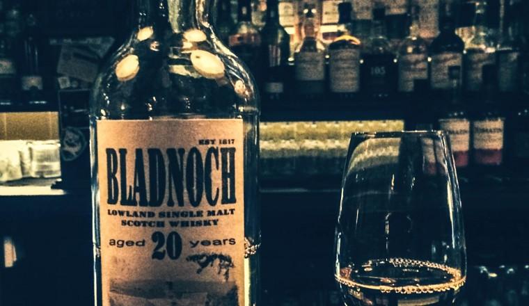 Bladnoch – 20 yrs, Barrel No. 30491