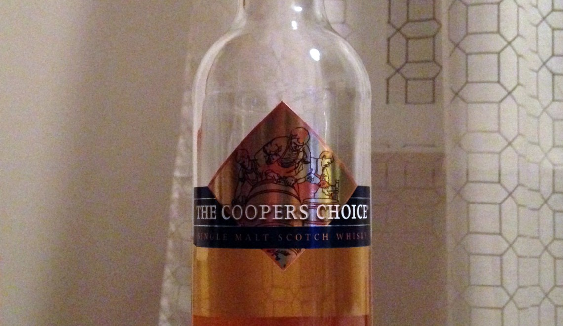 Littlemill – Coopers Choice, 27 yrs, 1985-2012
