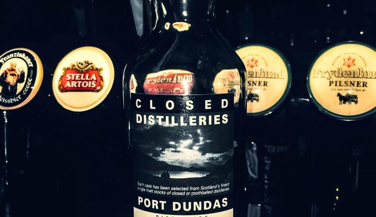 Port Dundas – Closed Distilleries, 1973, 36 yrs