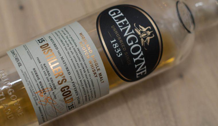 Glengoyne – 15 yrs «Distiller's Gold»