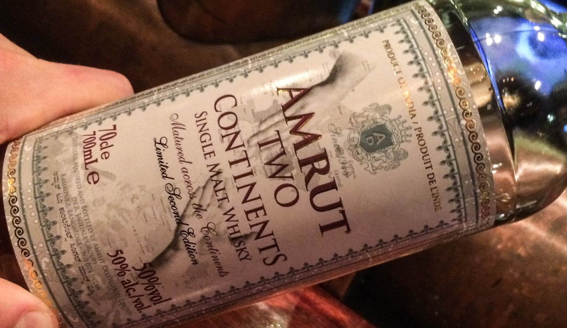 Amrut – Two Continents, Second Edition