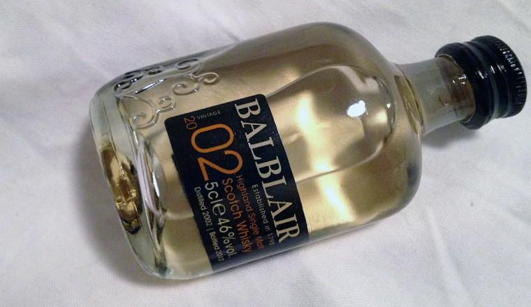 Balblair 2002 Vintage