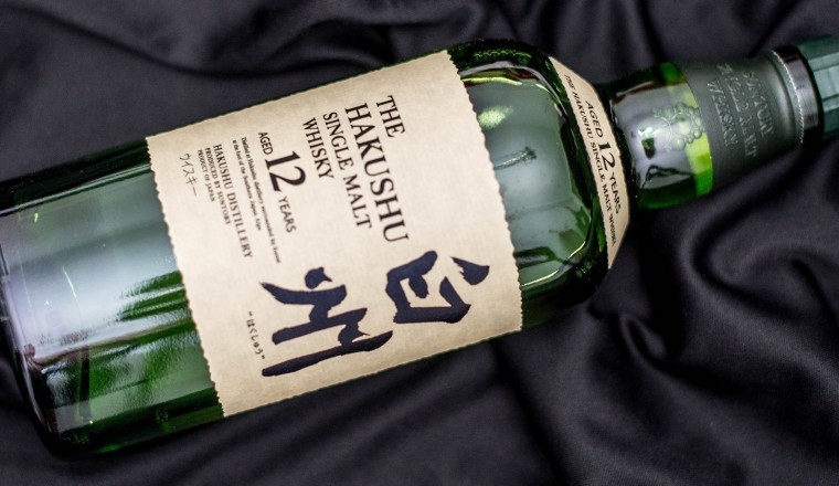 The Hakushu – 12 yrs