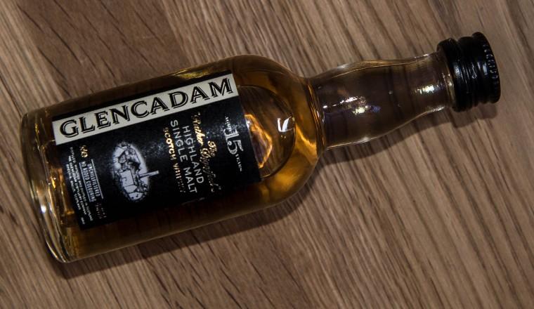 Glencadam – 15 yrs