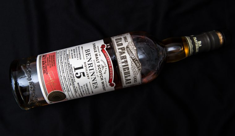 Benrinnes, Old Particular 15 yrs for LMdW
