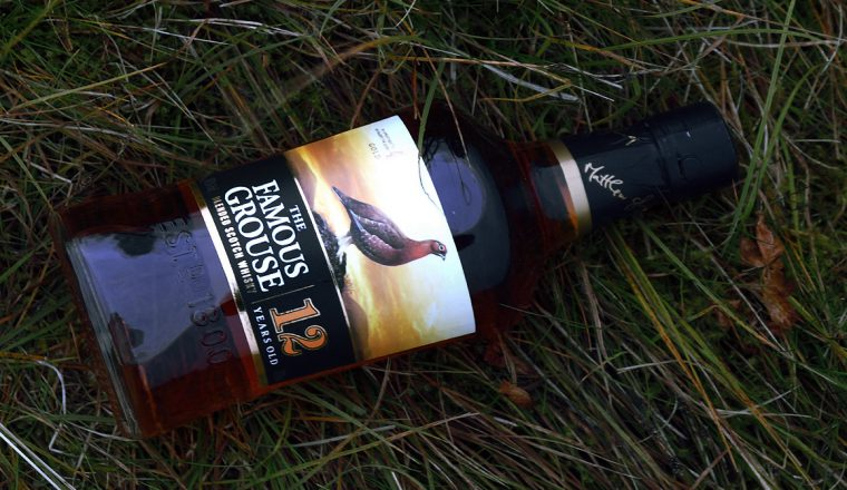 The Famous Grouse – Gold Reserve, 12 yrs
