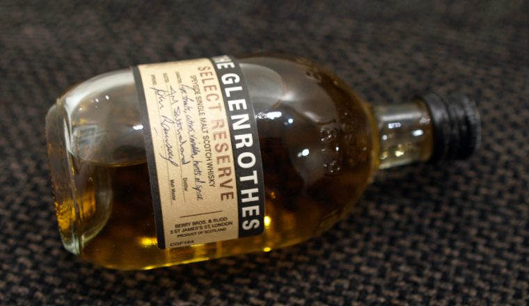 Glenrothes – Select Reserve