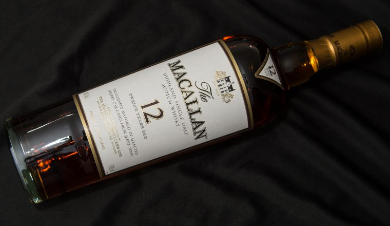 The Macallan – 12 yrs, Sherry Oak