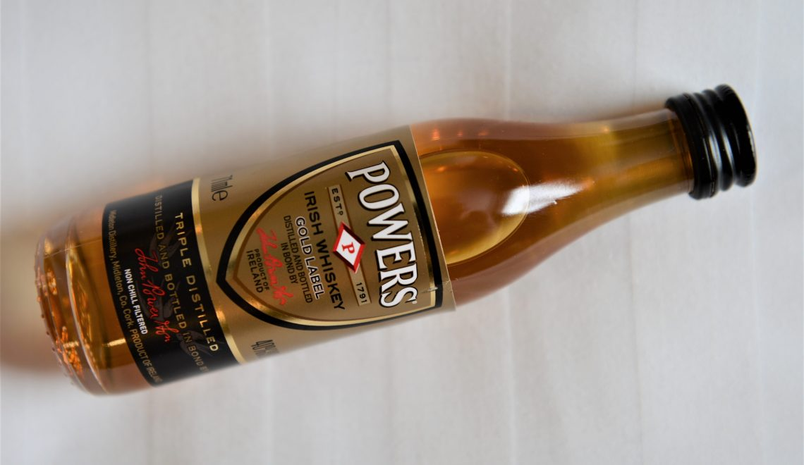 Powers – Gold Label