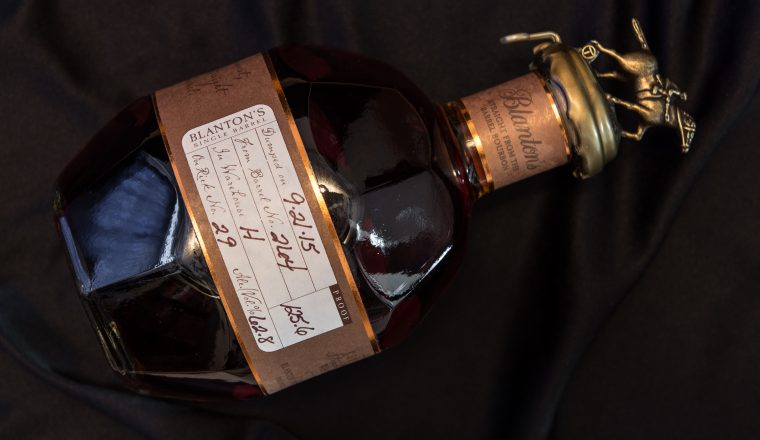 Blanton's – Straight from the Barrel