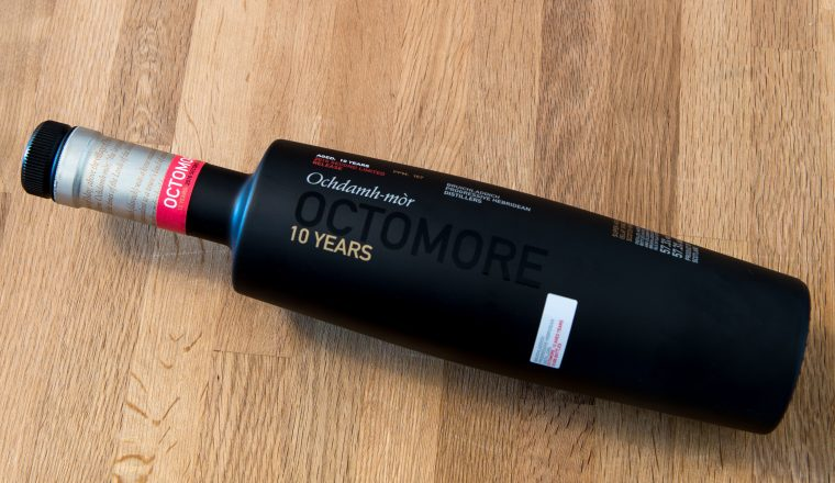 Octomore – 10 YO, Second Edition