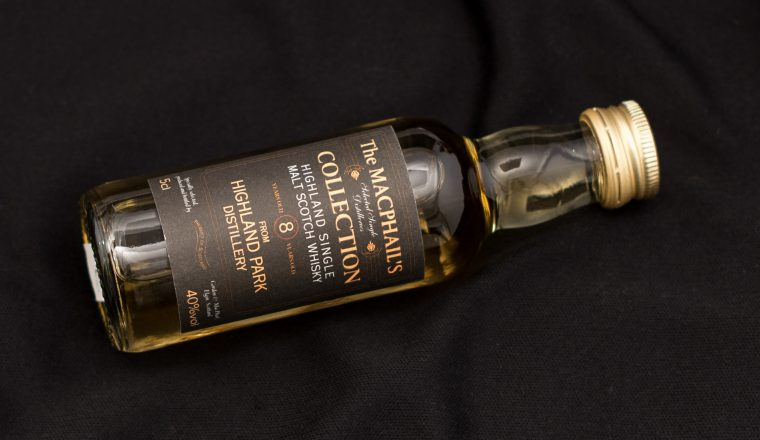 Highland Park – The MacPhail's Collection, 8 YO