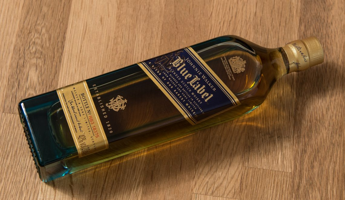 Johnnie Walker – Blue Label