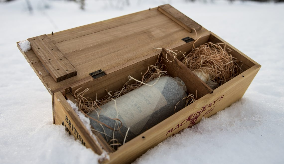 Mackinlay's Rare Old – Shackleton's Discovery