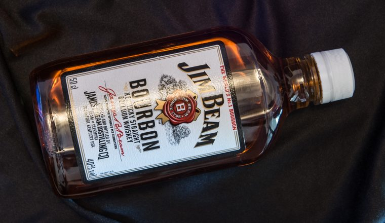 Jim Beam – Kentucky Straight Bourbon