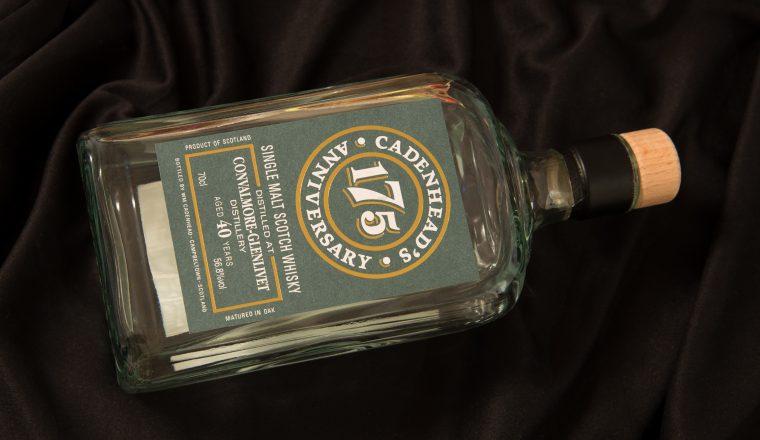 Convalmore – Cadenhead's 175 Anniversary, 40 YO