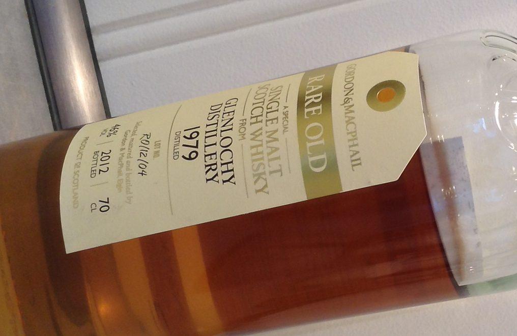 Glenlochy – G&M Rare Old, 1979 -2012
