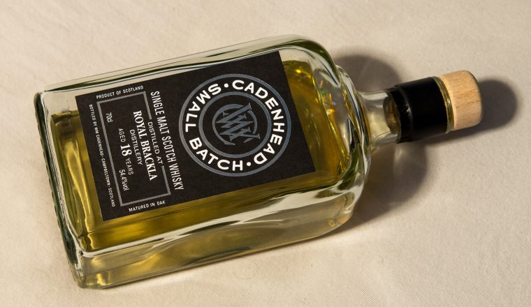Royal Brackla – Cadenhead's Small Batch, 18 Y.O.