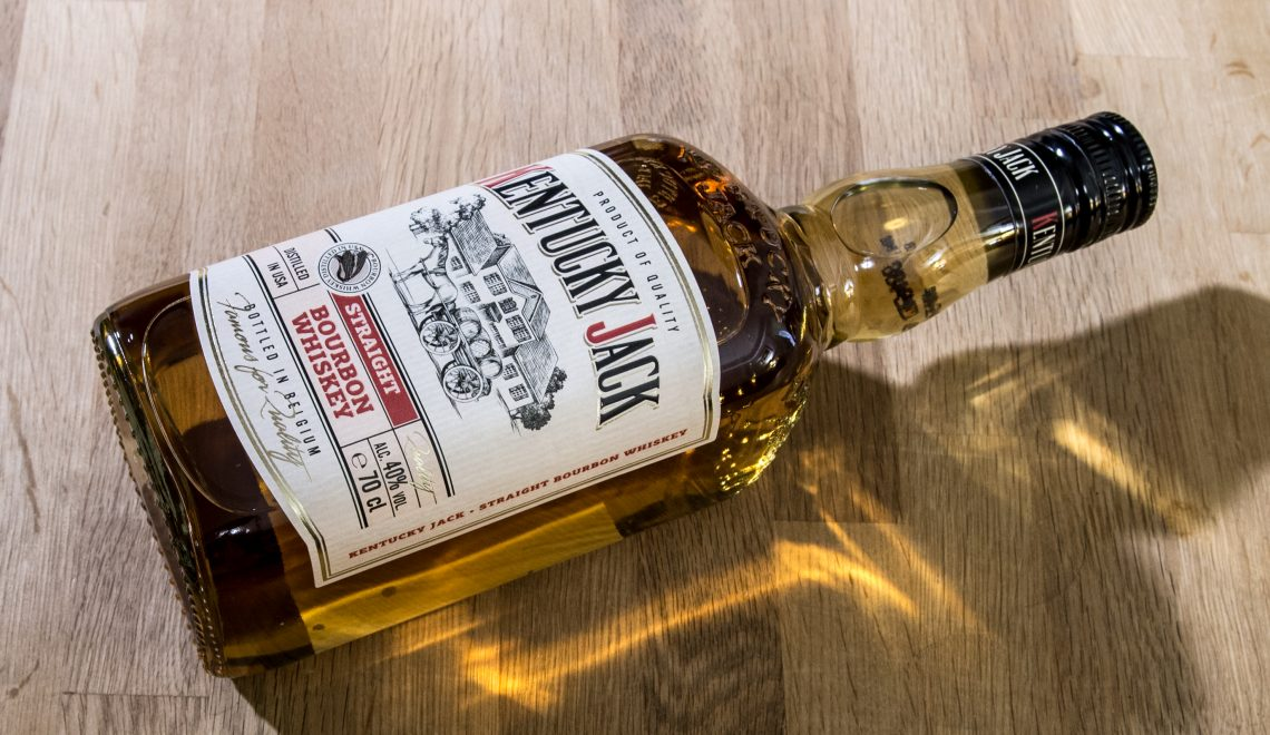 Kentucky Jack – Straight Bourbon